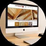 Diseño web Contrafort Arquitectura